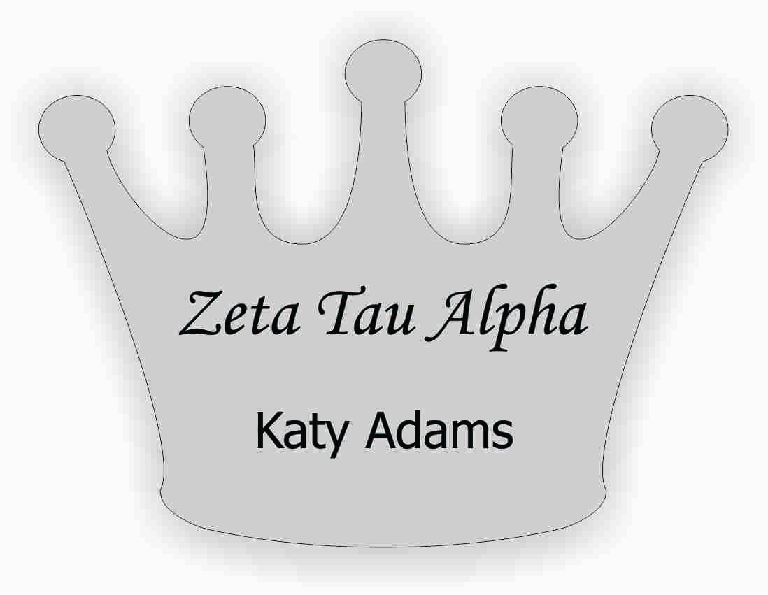 Zta Crown Craft Zta crown